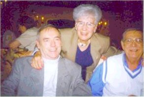 Jean-Guy Gibeault, Marie-Blanche Houle et Roger Gonneville